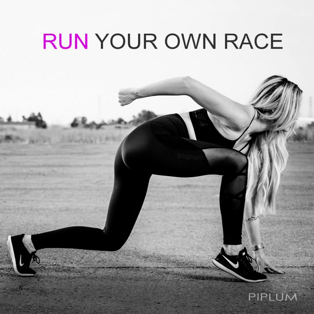 Run-your-own-race-quote