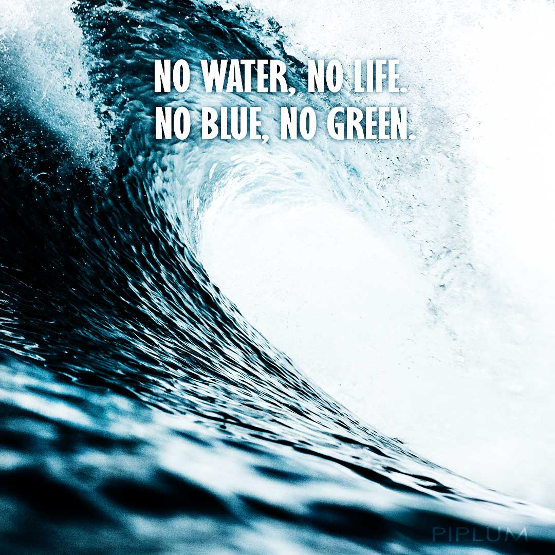 No-water-life-quote-ocean-wave