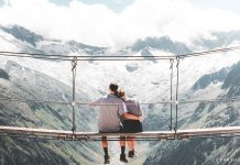 best-love-quotes-couple-nature-landscape-beauty-mountians-bridge