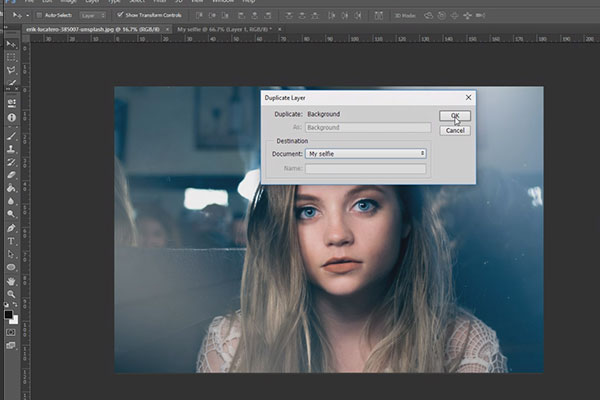 How to edit selfie. Tutorial. face edit beauty