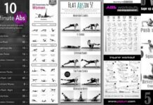 Perfect-Six-pack-AB-Exercises-With-No-Equipment-Women-Posters
