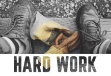 hard-work-quote-motivation-dirty-gloves-shoes-job