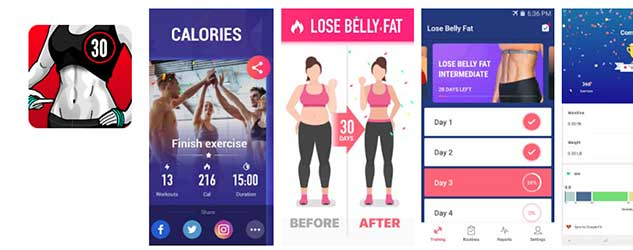 Lose-Belly-Fat-in-30-Days-Flat-Stomach