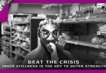 Beat-the-crisis-Inner-stillness-is-the-key-to-outer-strength.-Inspirational-recession-quote