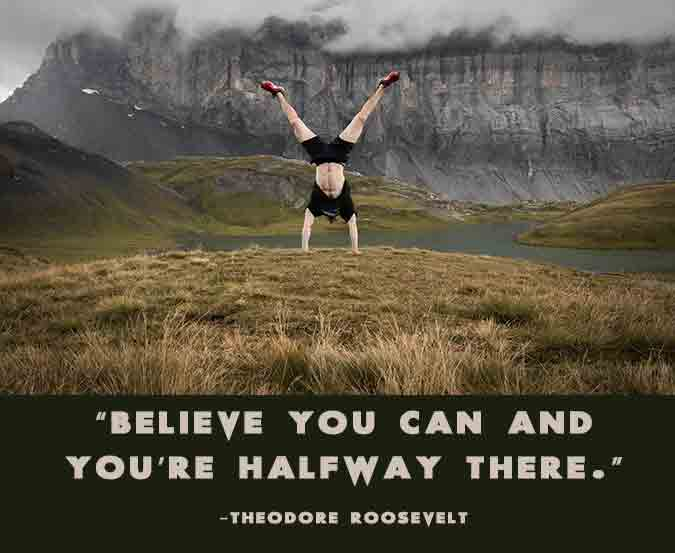 Believe-you-can-and-you-are-halfway-there-motivational-self-efficacy-quote-by-Theodore-Roosevelt