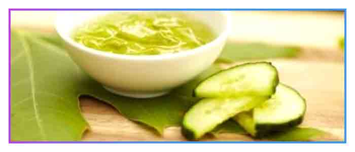 Honey-and-cucumber tonic-will-help-revitalize-and-soften-your-skin