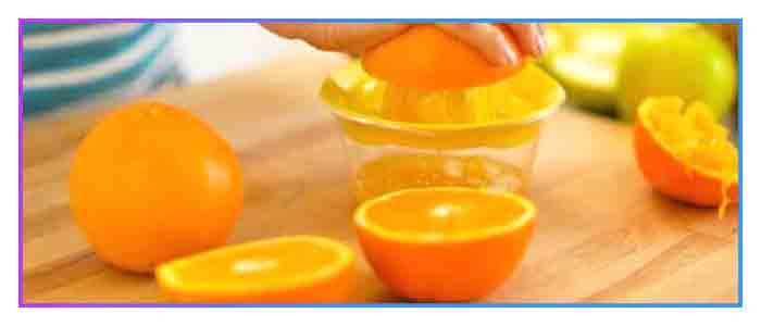 Oranges contain vitamin A - it is necessary for healthy skin