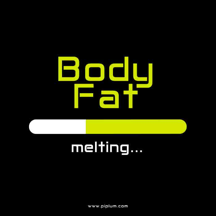 body-fat-is-melting-inspirational-fitness-quote