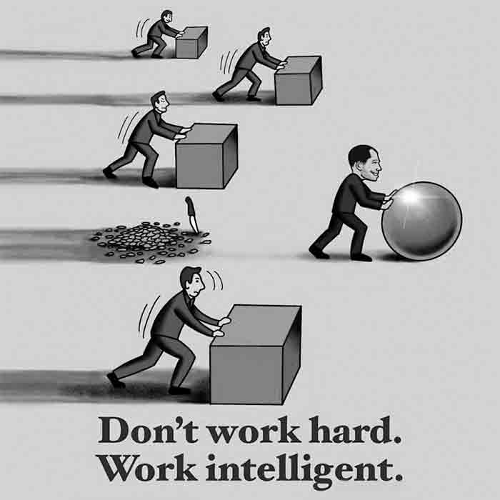 Don't-work-hard-work-smart-Motivational-quote