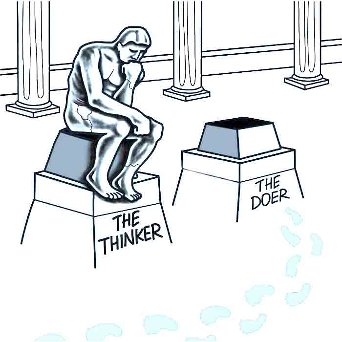 The-Thinker-And-The-Doer-Quote-about-reaching-success